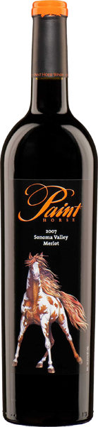 2008 Paint Horse Merlot, Sonoma Valley Product Image